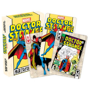 Doctor Strange Retro Playing Cards