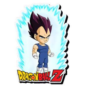 Dragon Ball Z Vegeta Youth Funky Chunky Magnet