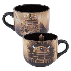Doctor Who 20 Ounce Ceramic Soup Mug