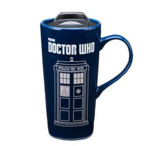 Doctor Who 20 Ounce Heat Reactive Ceramic Travel Mug