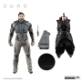 Dune Stilgar (BAF Beast Rabban) 7 Inch Scale Action figure. Includes Build a Figure Pieces to Build Beast Rabban.