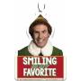 Elf Air Freshener. Smiling is my Favorite.