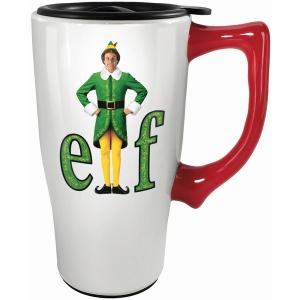 Elf Travel Mug with Handle