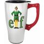 Elf Travel Mug with Handle.