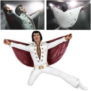 Elvis Presley 7 Inch Scale Action Figures Elvis Presley Live In 1972