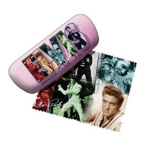 Elvis Presley Montage Eyeglass Case