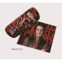 Elvis Eyeglass Case with cleaning Cloth.