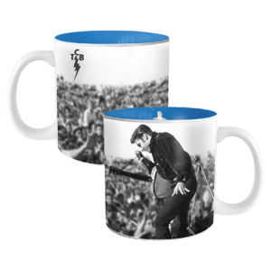 Elvis Presley 20 Ounce Ceramic Mug