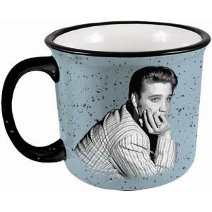 Elvis Camper Mug