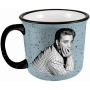 Elvis Camper Mug.