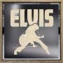 Elvis Lighted Sign.