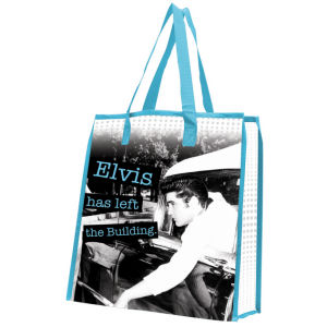 Elvis Presley Recycled Shopper Bag