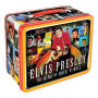 Elvis Albums Large Fun Box Tin Tote.