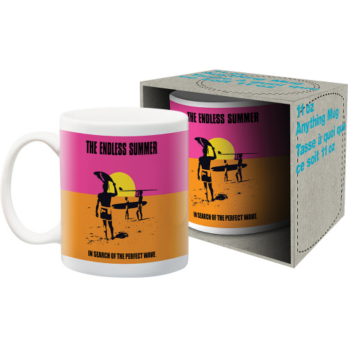 Endless Summer 11 Ounce Boxed Mug.
