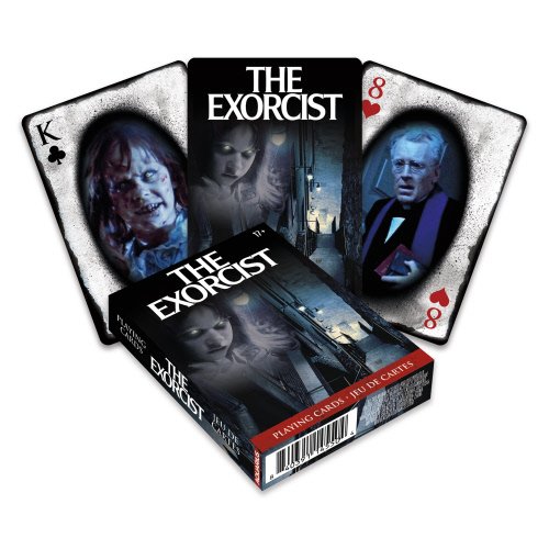 The Exorcist Playing Cards.