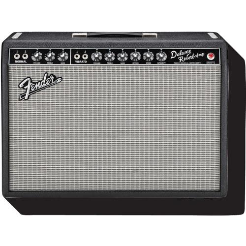 Fender Deluxe Amp Funky Chunky Magnet