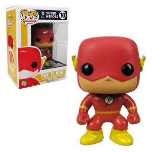 The Flash Pop! Heroes Vinyl Figure