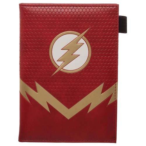 DC Comics The Flash Passport Wallet