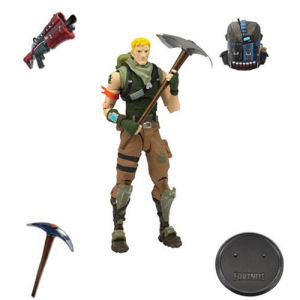 Fortnite Series 1 Jonesy 7 Inch Action Figure