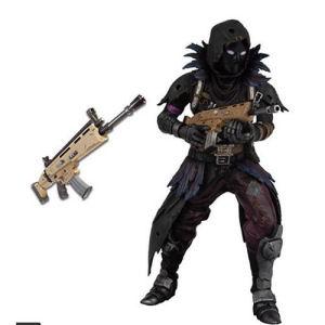 Fortnite Series 1 Raven Deluxe 11 Inch Action Figure