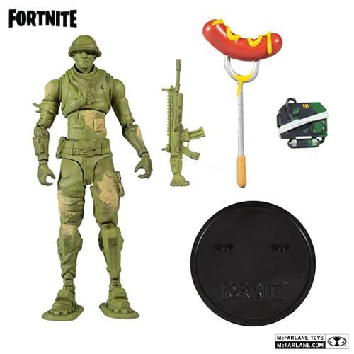 Fortnite Plastic Patroller 7 Inch Scale Action Figure