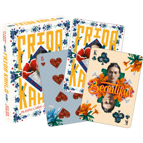 Frida Kahlo Playing Cards.