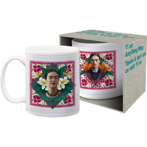 Frida Kahlo 11 Ounce Mug.