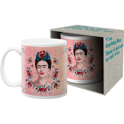 Frida Kahlo Peach 11 Ounce Mug
