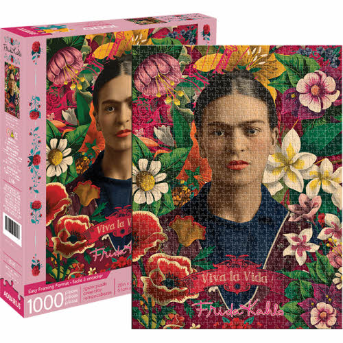 Frida Kahlo 1000 Piece Puzzle.