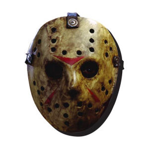 Friday the 13th Mask Funky Chunky Magnet