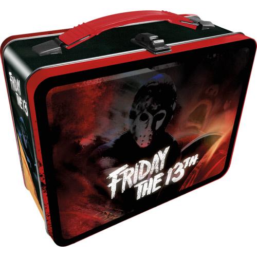 Friday the 13th Gen 2 Fun Box Tin Tote
