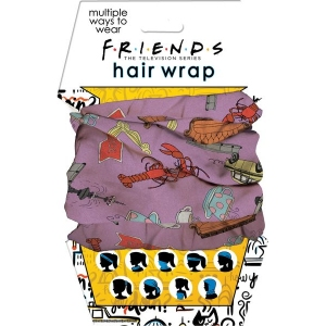 Friends Hair and Face Wrap