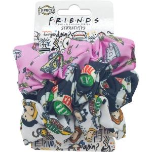 Friends Scrunchies.