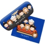 Friends Eyeglass Case with cleaning Cloth.