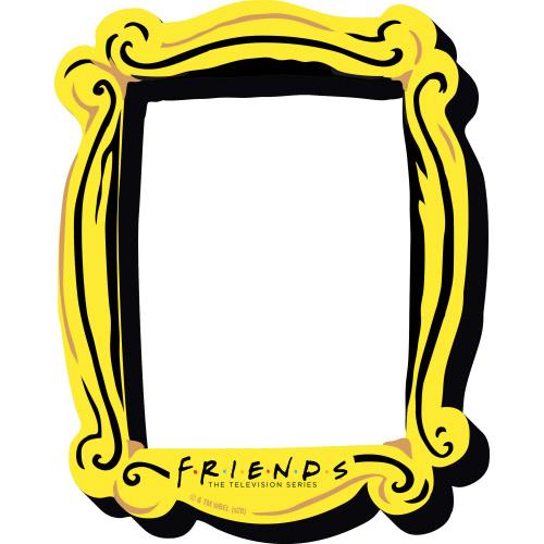 Friends Frame Mega Funky Chunky Magnet.