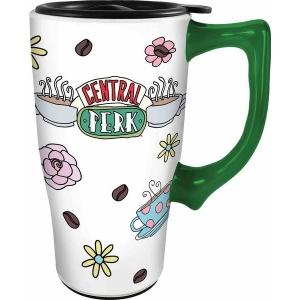 Central Perk Travel Mug with Handle
