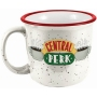 Central Perk Camper Mug.