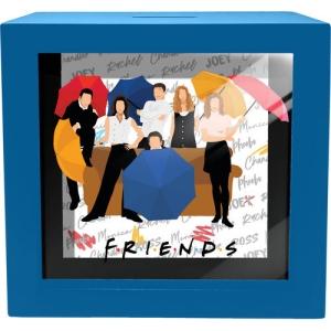 Friends Shadow Box Bank