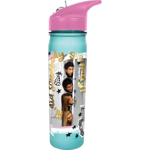 Friends Flip Top Water Bottle