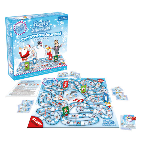 Frosty The Snowman Board Game.