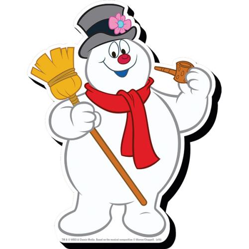 Frosty Body Funky Chunky Magnet
