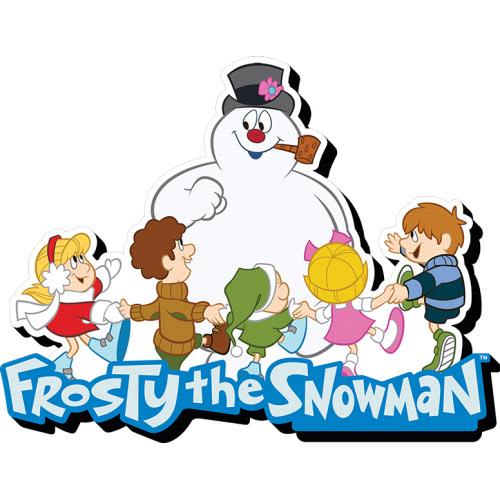 Frosty Kids Funky Chunky Magnet.