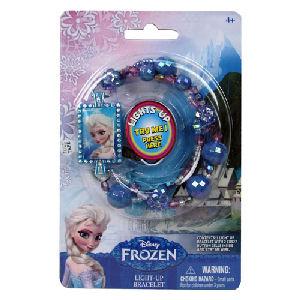 Disney Frozen Elsa Light-Up Bead Bracelet