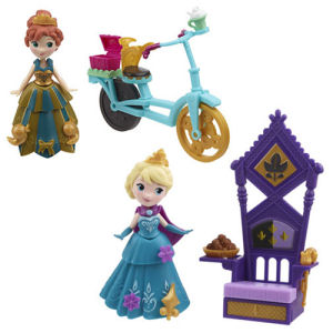 Frozen Small Doll and Accessory Wave 1 Case