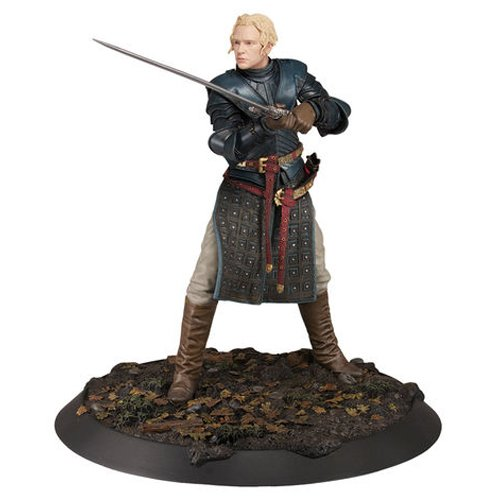 Game of Thrones Brienne of Tarth Statue.