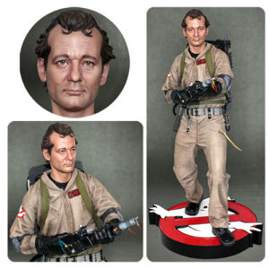 Ghostbusters Peter Venkman 1/4th Scale Statue