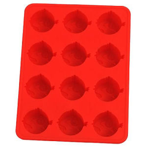 Ghostbusters Silicone Ice Cube Tray