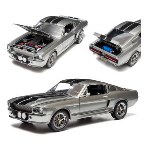 Gone in 60 Seconds 2000 Movie 1967 Ford Mustang Eleanor 1/18th Scale Die-Cast Metal Vehicle