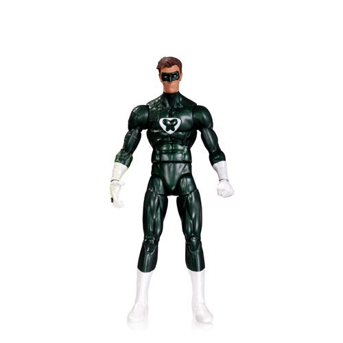 DC Comics Super Villains Power Ring Action Figure. From their Earth to ours, this villainous member of the Crime Syndicate invades your home with an all-new action figure based on designs by superstar artist David Finch!