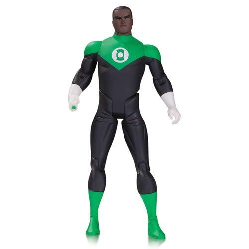 DC Comics Designer Action Figures Darwyn Cooke Series 02 Green Lantern Action Figure.